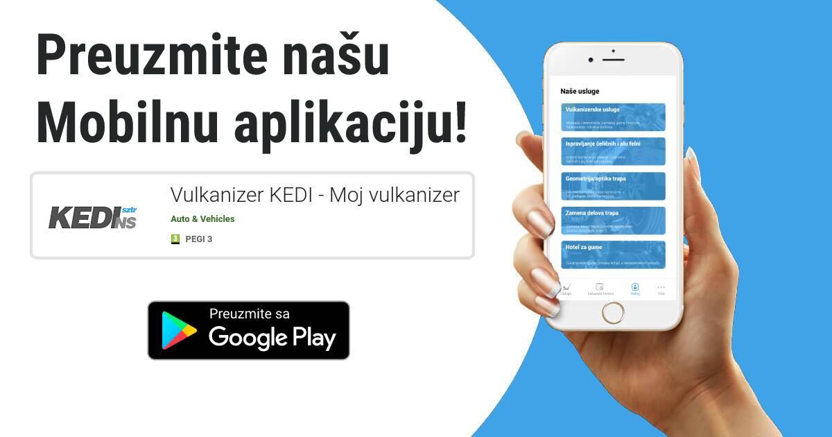 Preuzmite našu mobilnu aplikaciju