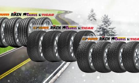 TAURUS - ORIUM - RIKEN i drugi sinonimi za naše TIGAR gume