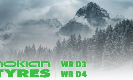 NOKIAN WR D3 i D4 zimske gume za najbolje performanse, bez kompromisa!