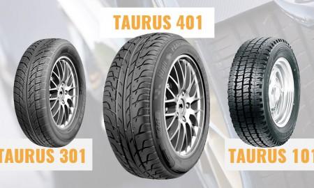 TAURUS GUME - Modeli 101, 301 i 401 za novo leto