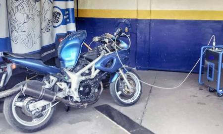 Obezbedite svom motociklu tretman (dekarbonizacije) kakav zaslužuje