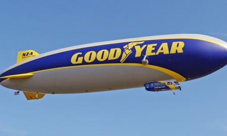 Čuveni cepelin kompanije Goodyear ponovno lebdi nad Evropom