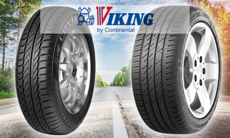 AKCIJA - VIKING gume 195/65R15 i 205/55R16